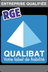 Certifié RGE Qualibat
